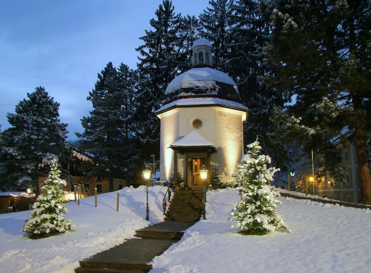 Kaple Tiché noci v Obendorfu
