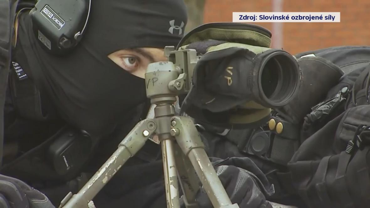 Oficiální spot slovinské armády