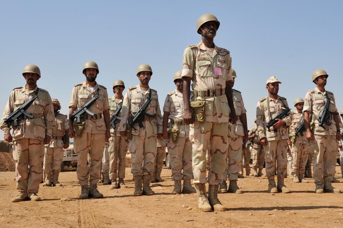 Saúdská armáda