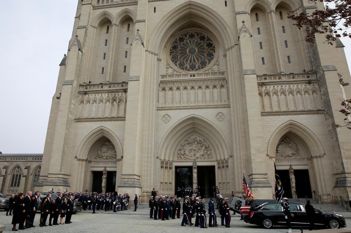 Národní katedrála ve Washingtonu