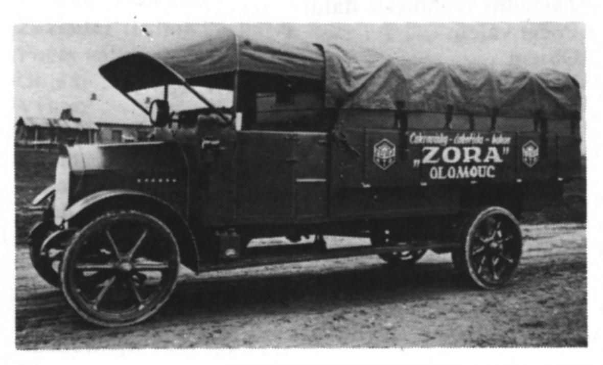 Vůz Zora