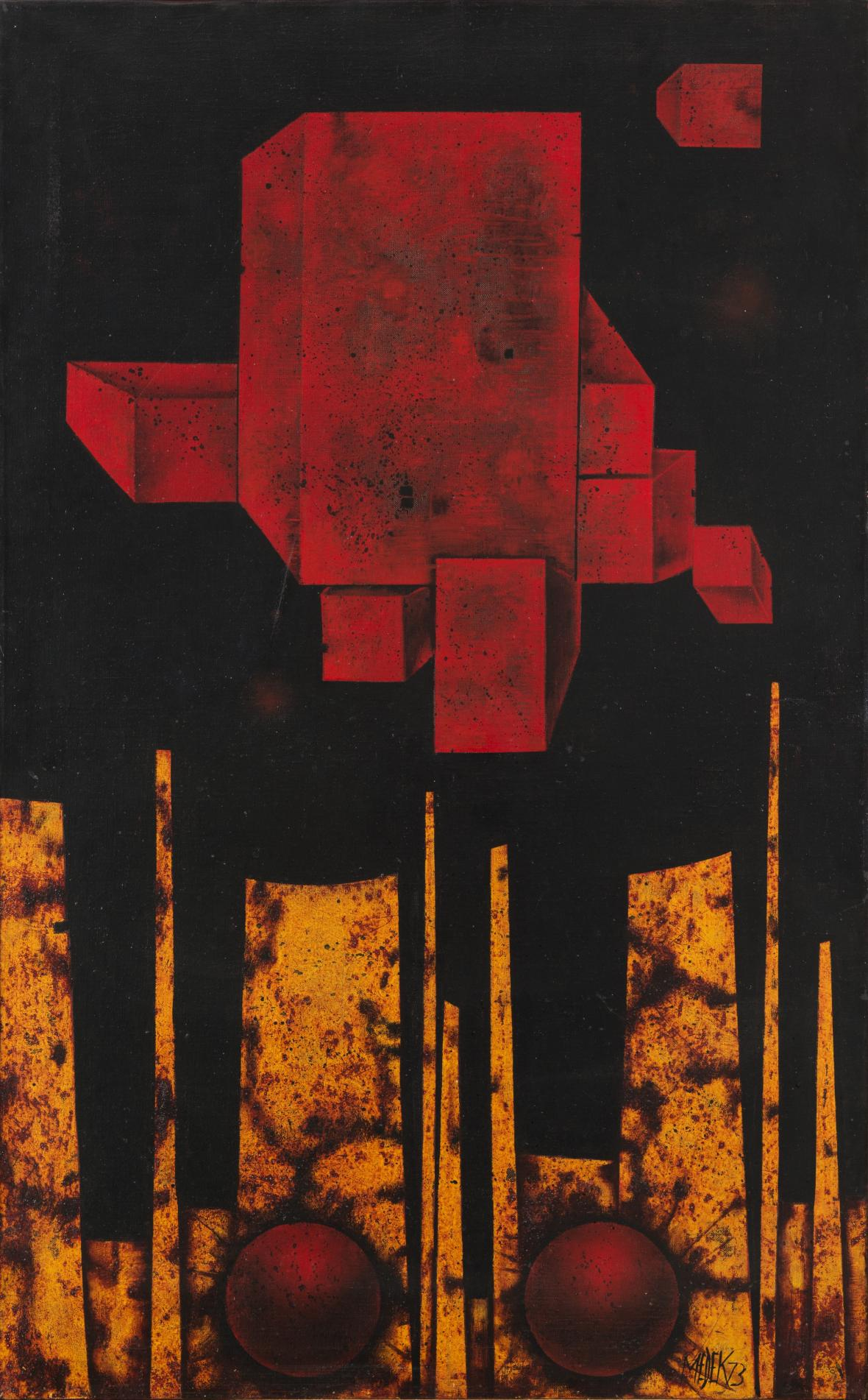 Mikuláš Medek / Pohyblivý hrob IV (1973)
