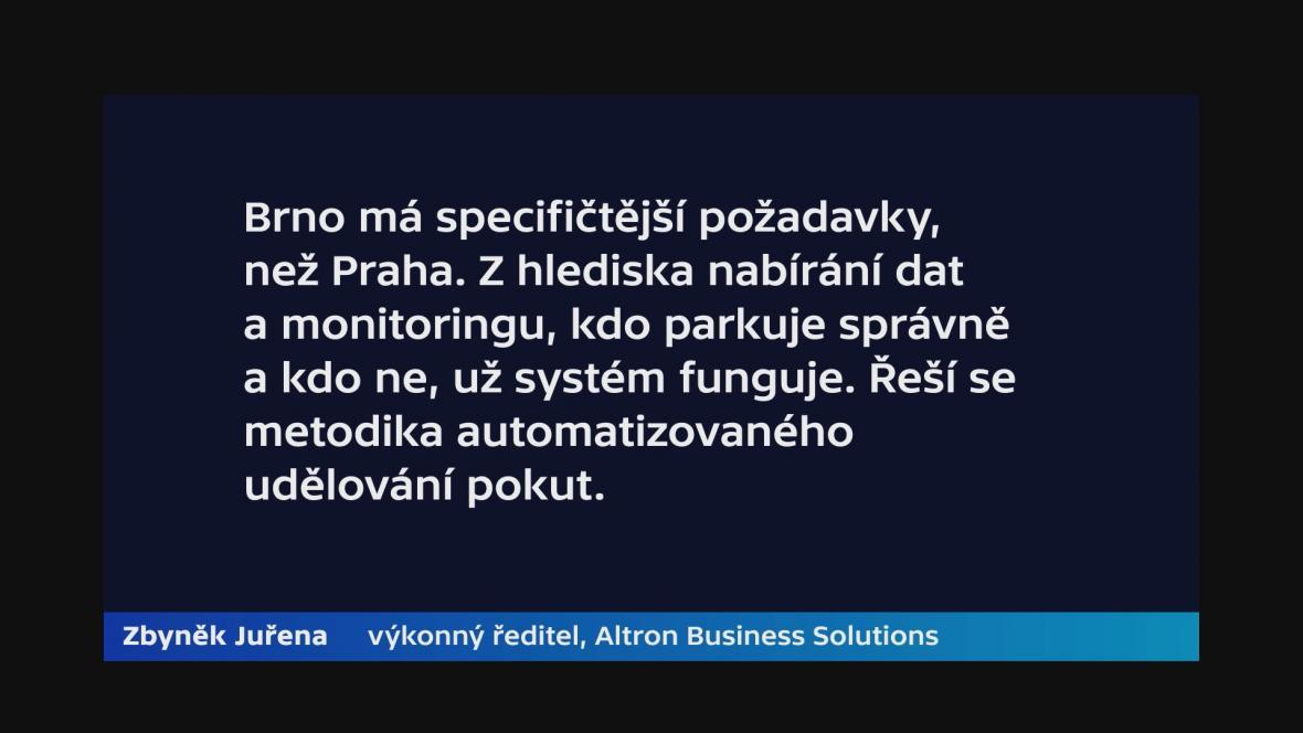 Vyjádření výkonného ředitele Altron Businesss Solutions Zbyněk Juřena