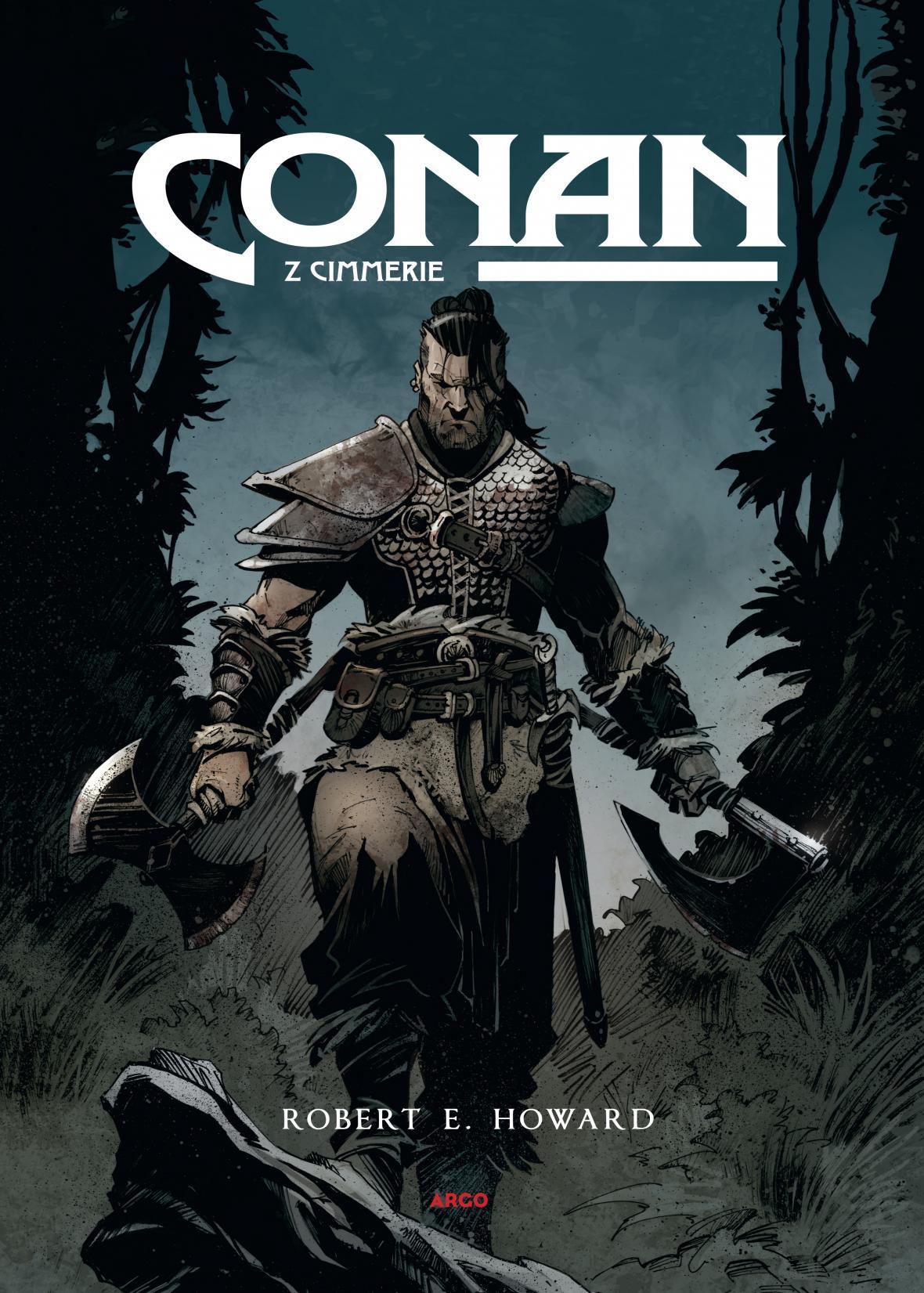 Komiks Conan z Cimmerie – svazek 1