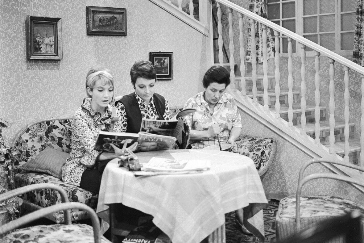 Taková normální rodinka (1971)