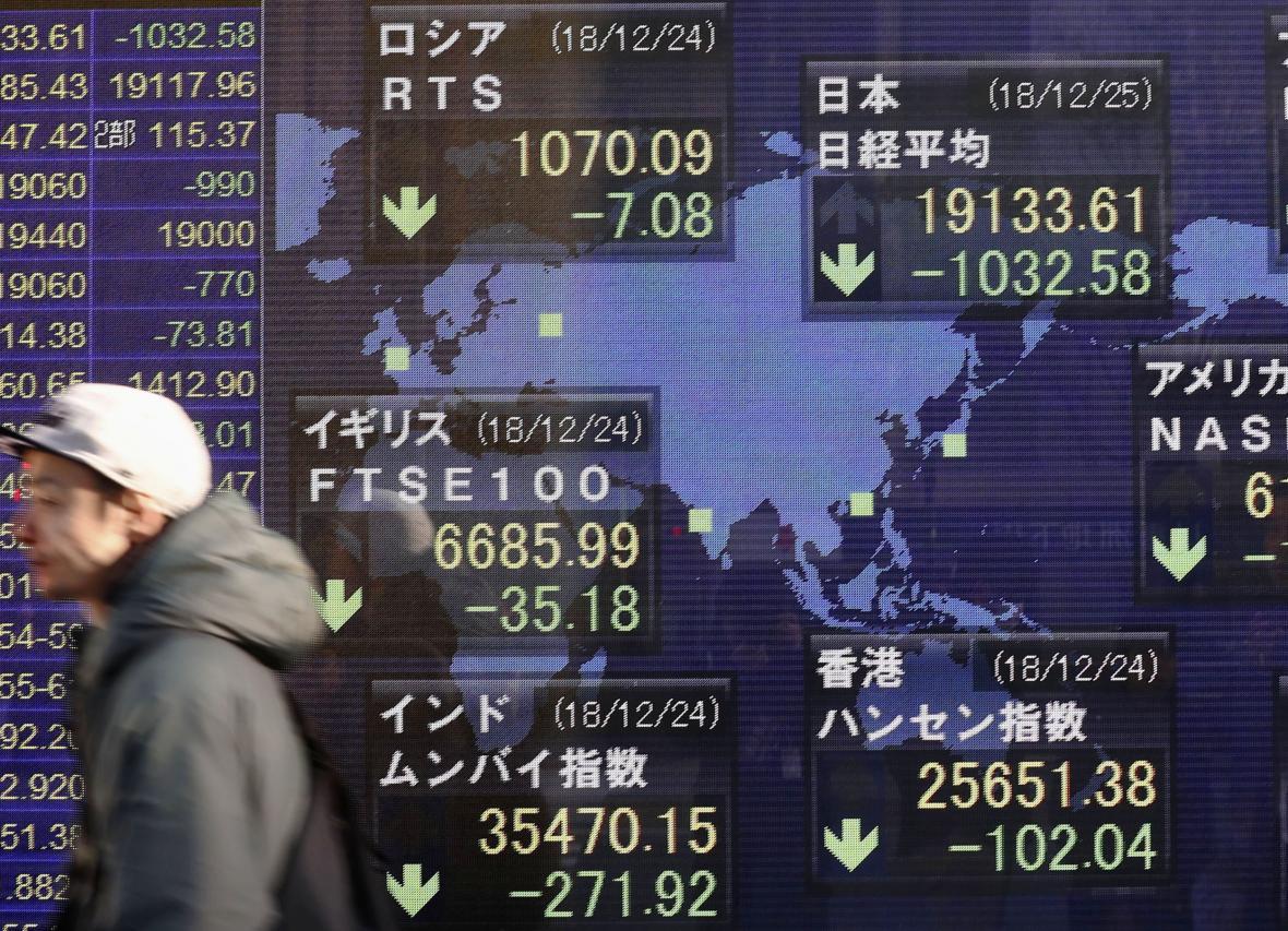 Akcie v Japonsku prudce oslabily