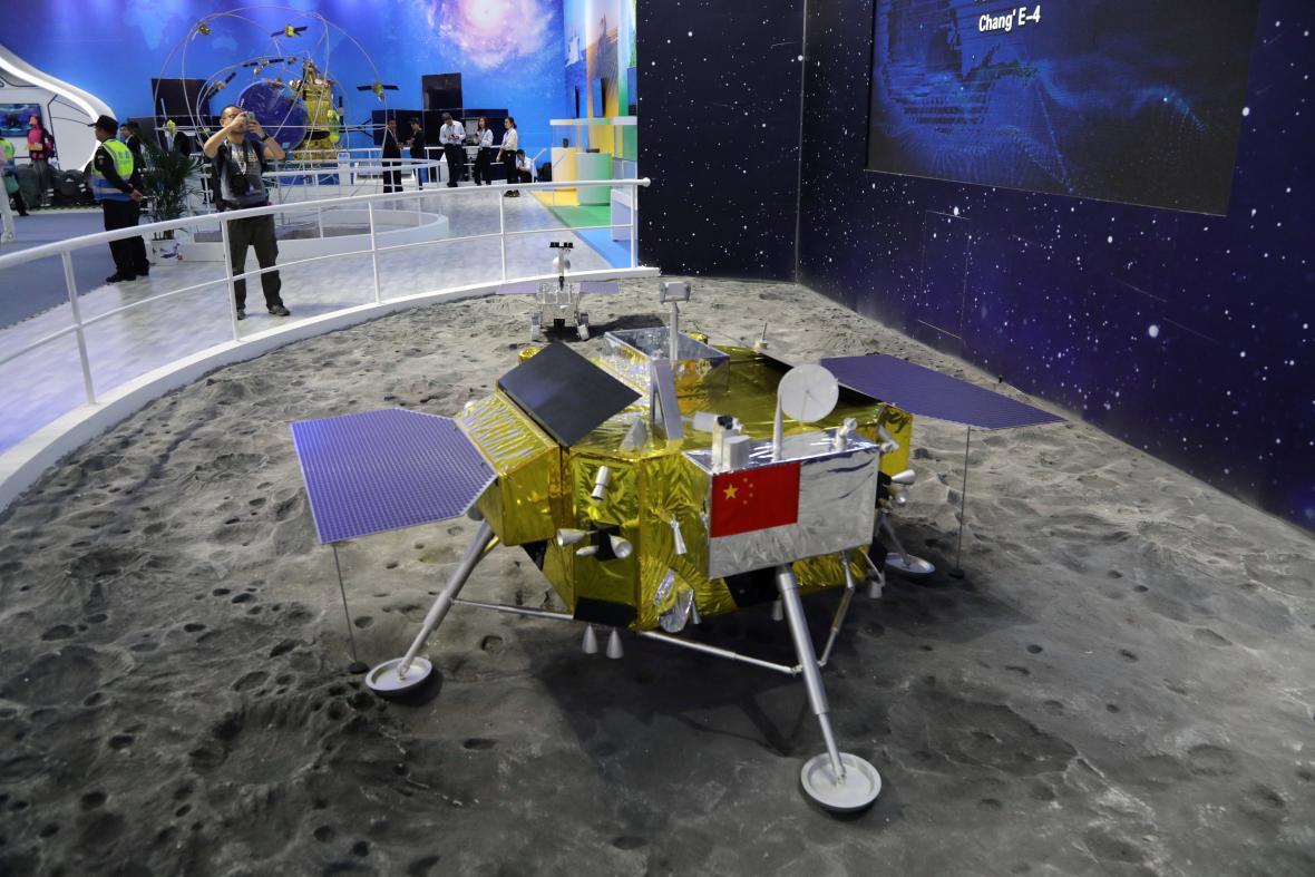 Model sondy představila Čína v listopadu na airshow v Ču-chaj