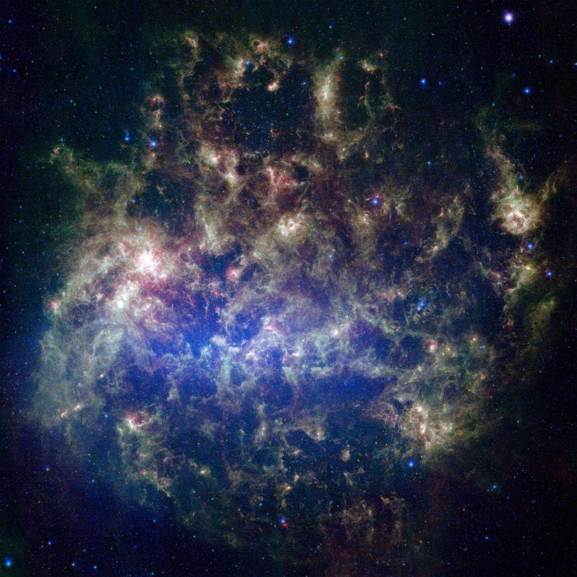 Velký Magellanův oblak