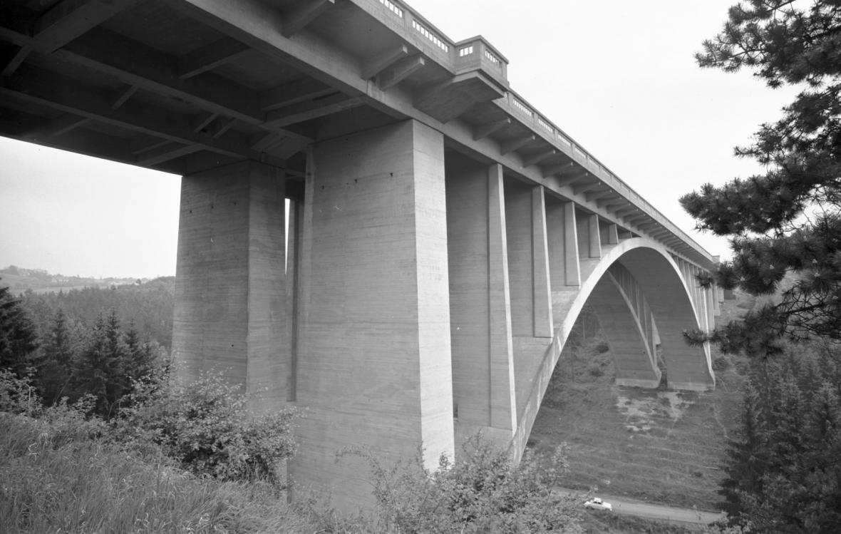 Opuštěný most Šmejkalka