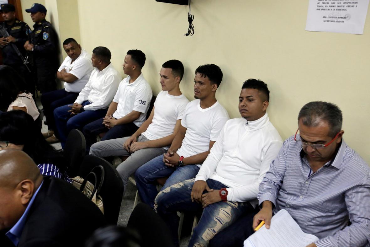 Muži obvinění z vraždy honduraské ekologické aktivistky