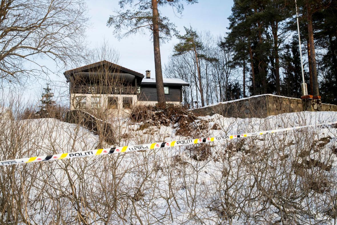 Dům Hagenových v Lörenskogu