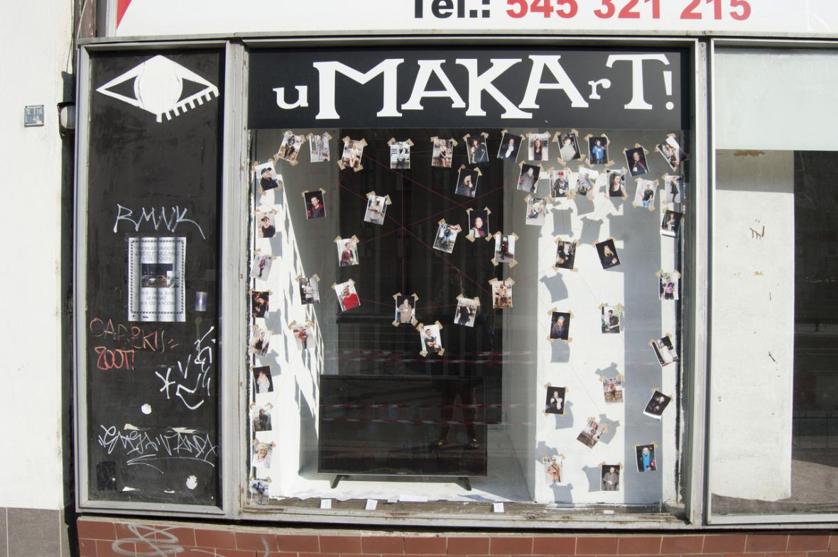 Projekt Andrease Gajdošíka Závěry policejního vyšetřování v Galerii Umakart