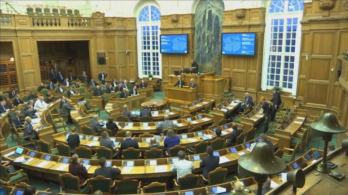 Dánský parlament