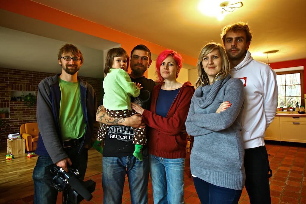 Natáčení dokumentu Manželské etudy: nová generace s Mirkou a Kubou
