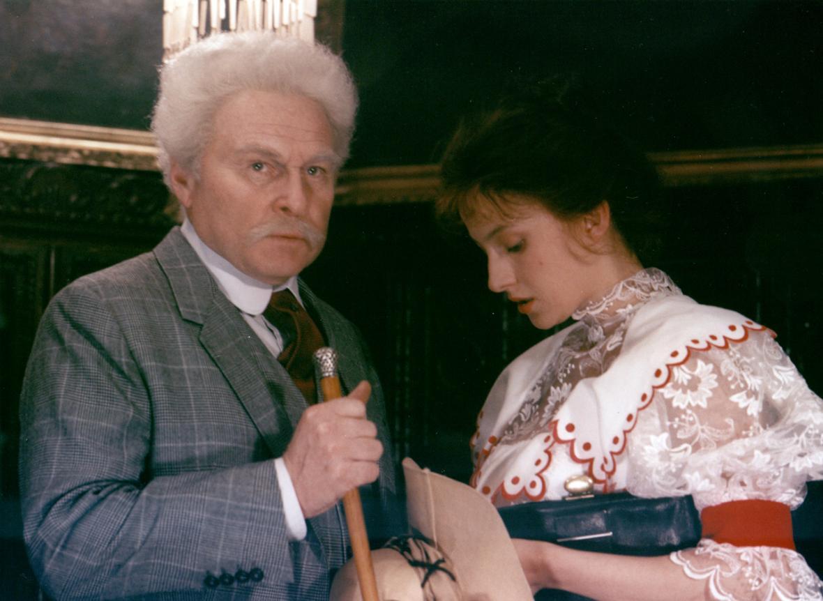 Lev s Bílou hřívou, Luděk Munzar a Zlata Adamovská, 1986
