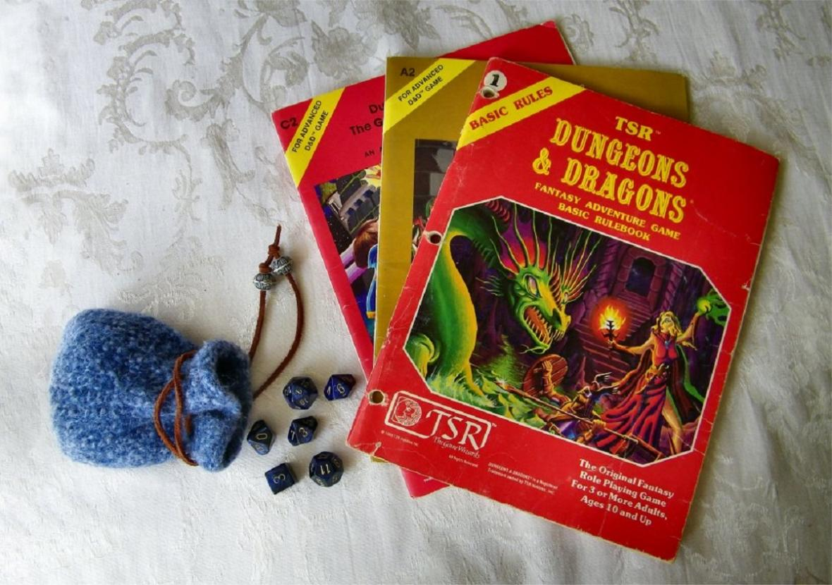 Pravidla Dungeons and Dragons