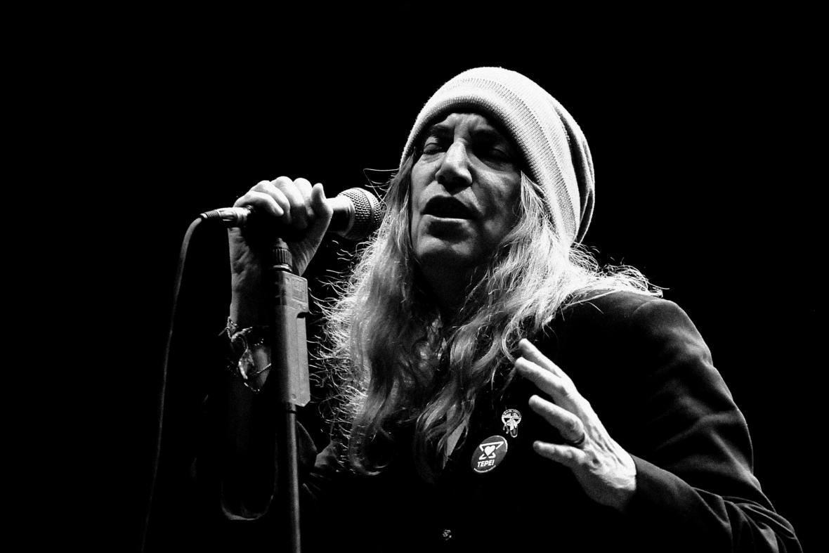 David Webr: Patti Smith