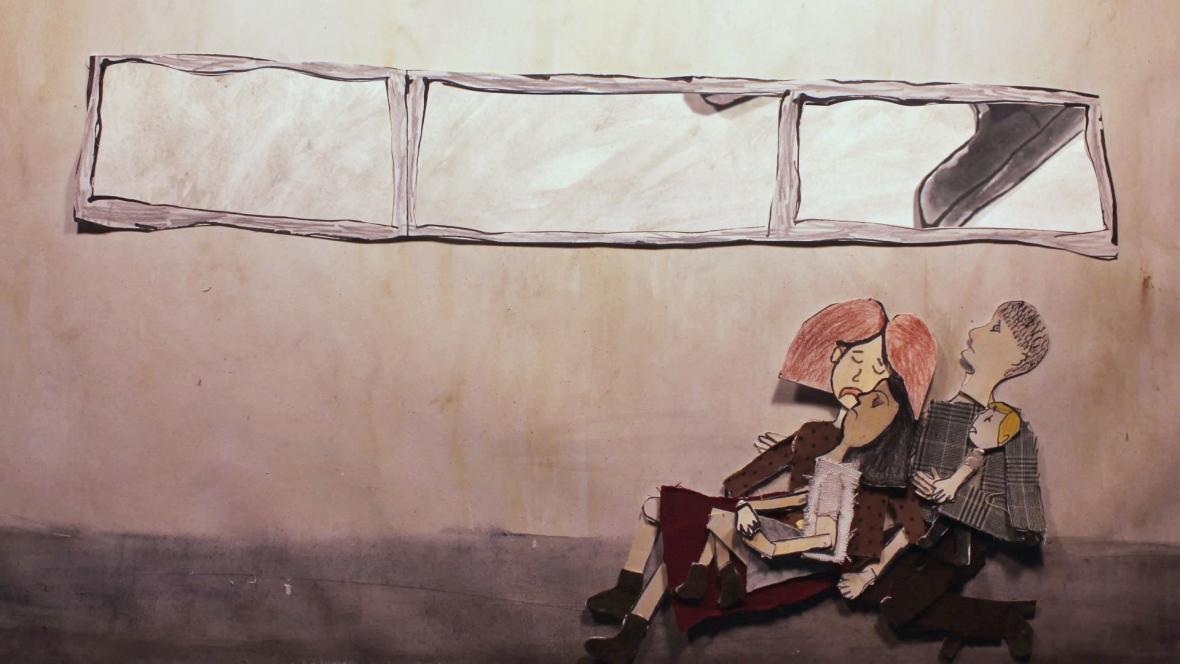 Ze snímku Ukrývané děti