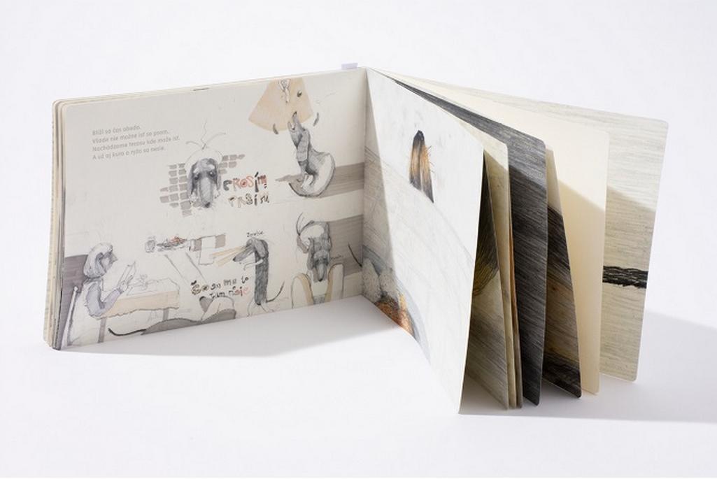 Autorská kniha Mariána Čižnára