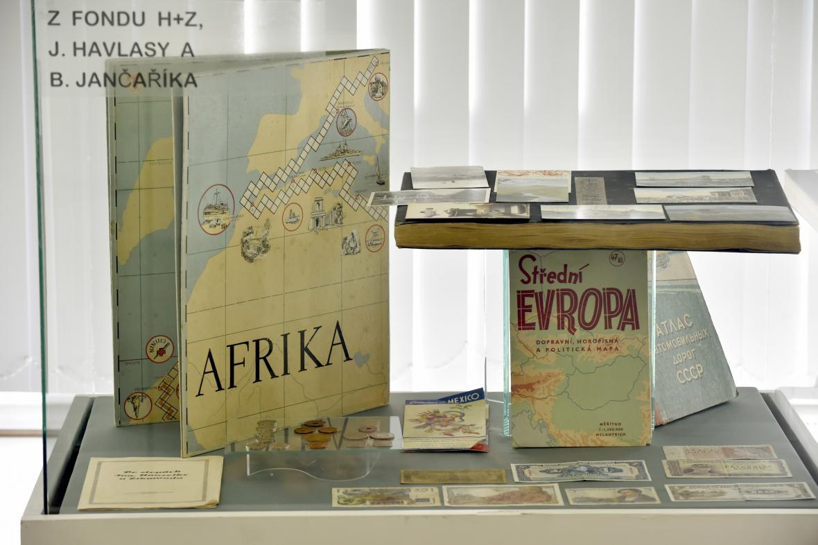 Ze stálé expozice Archiv H+Z