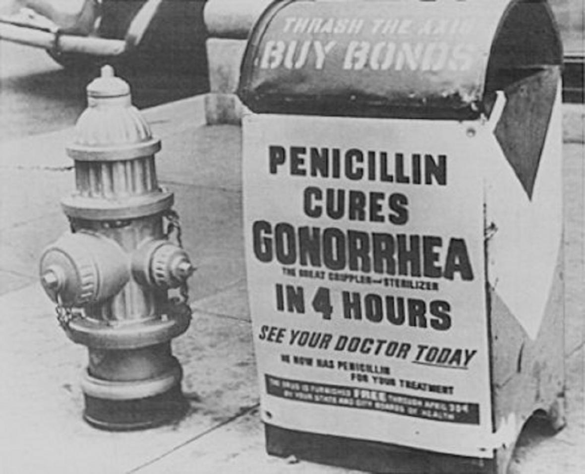 Zázračný lék uzdravuje - říkaly dobové reklamy