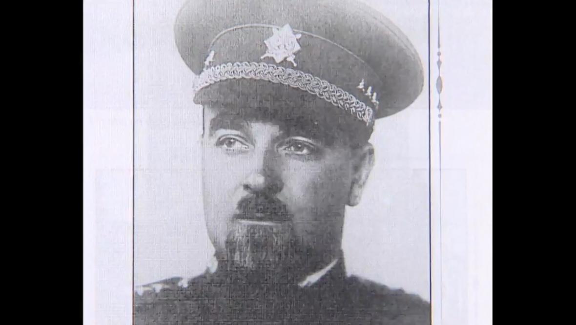 Kapitán Karel Pavlík