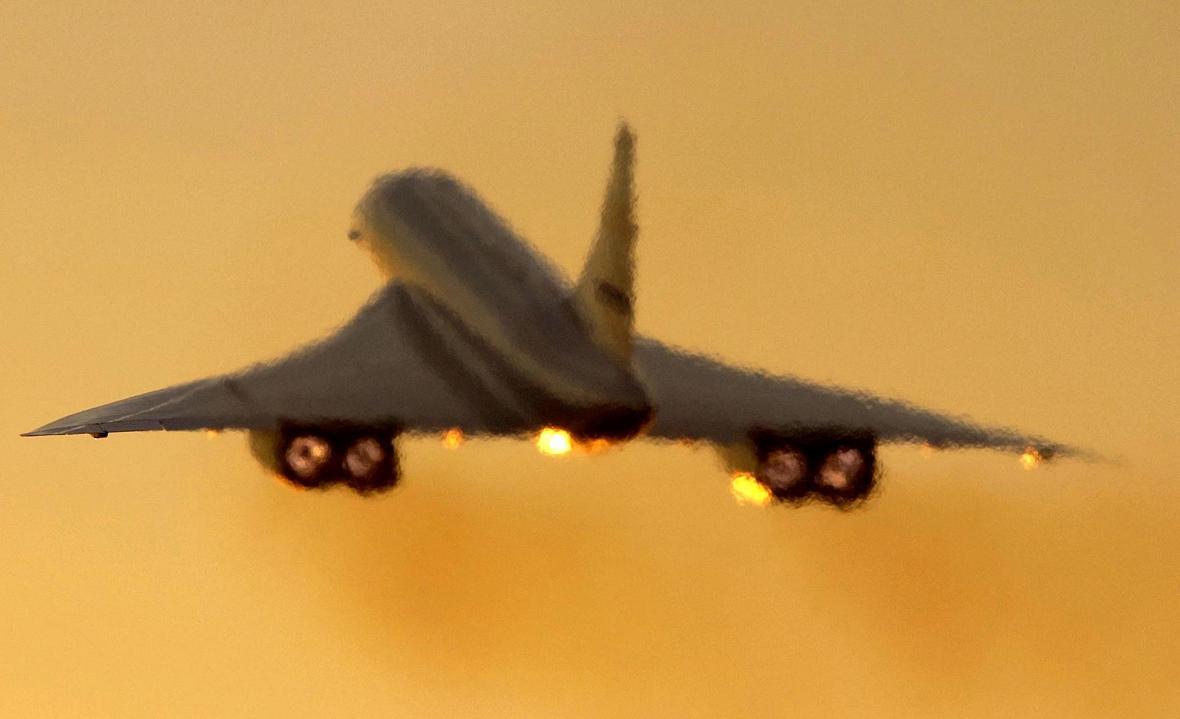 Concorde na cestě do historie