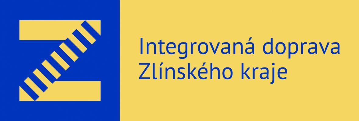 Logo Integrované dopravy Zlínského kraje