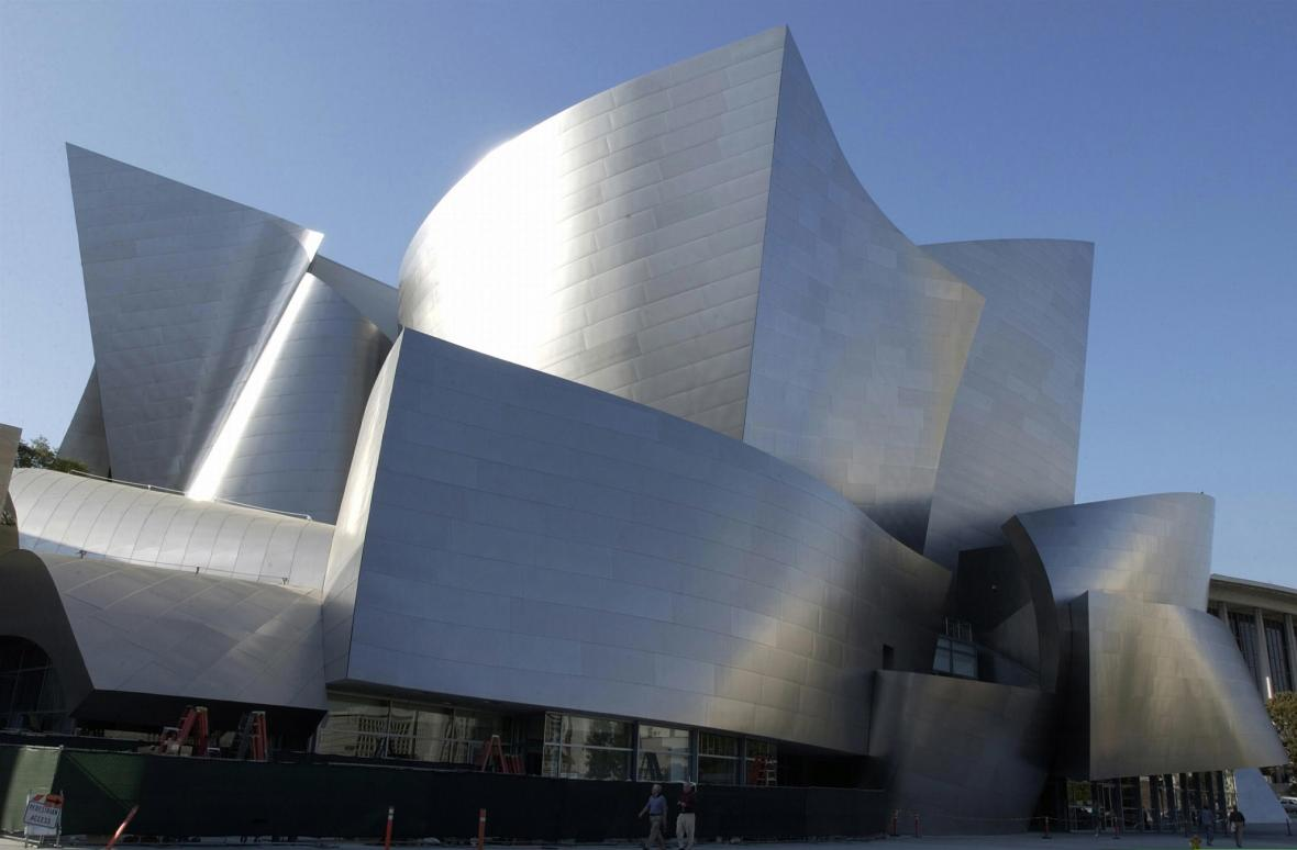 Koncertní hala Walta Disneyho v Los Angeles
