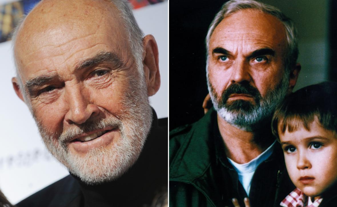 Sean Connery / Zdeněk Svěrák