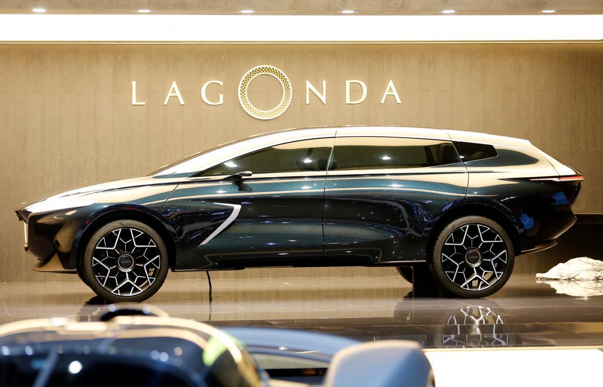 Aston Martin Lagonda SUV Concept