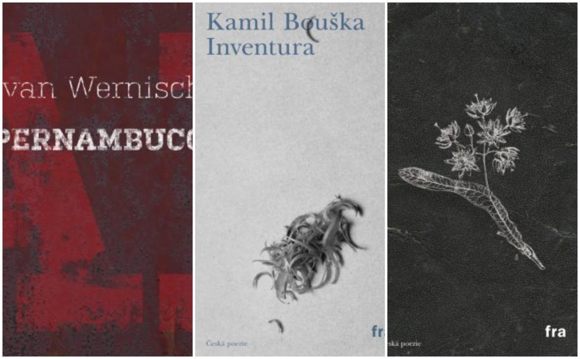 Nominace Magnesia Litera za rok 2018: Poezie