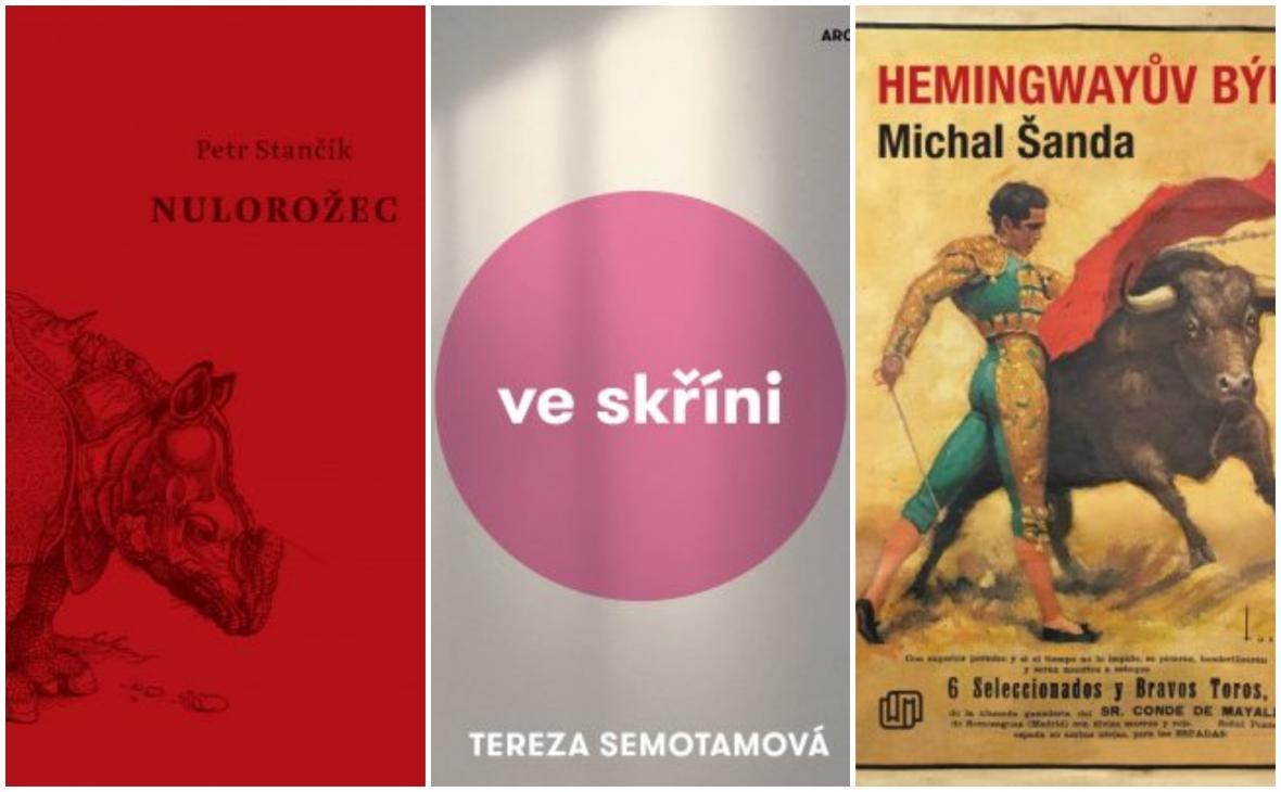 Nominace Magnesia Litera za rok 2018: Próza
