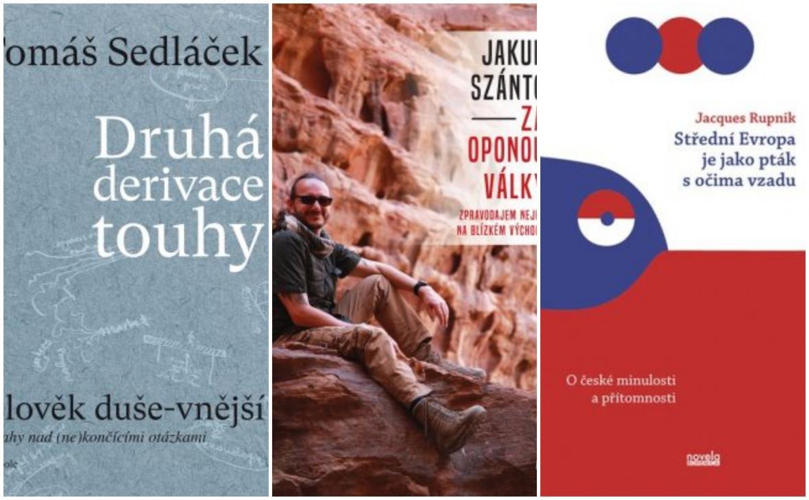Nominace Magnesia Litera za rok 2018: Publicistika