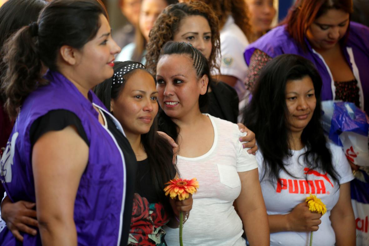 Salvadorské ženy, které potratily a strávily roky ve vězení