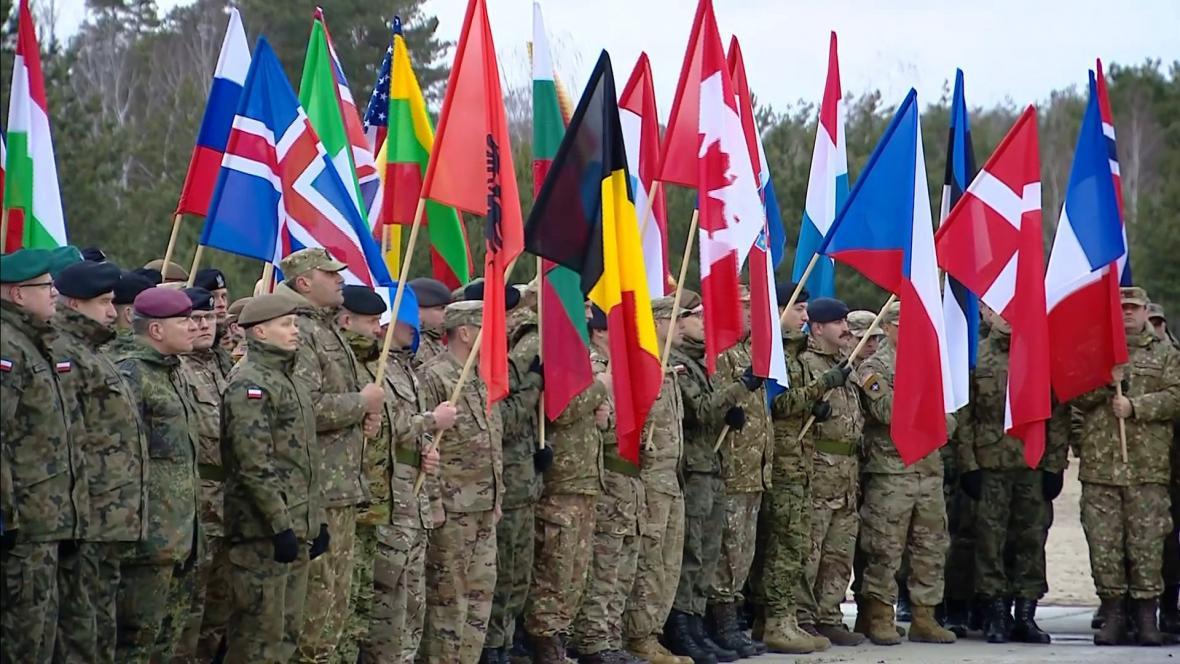 Oslavy 20 let vstupu do NATO v Polsku