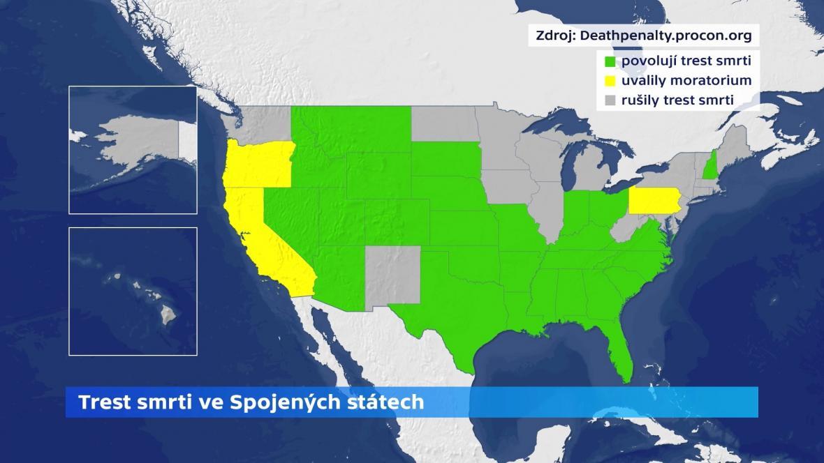 Trest smrti v USA
