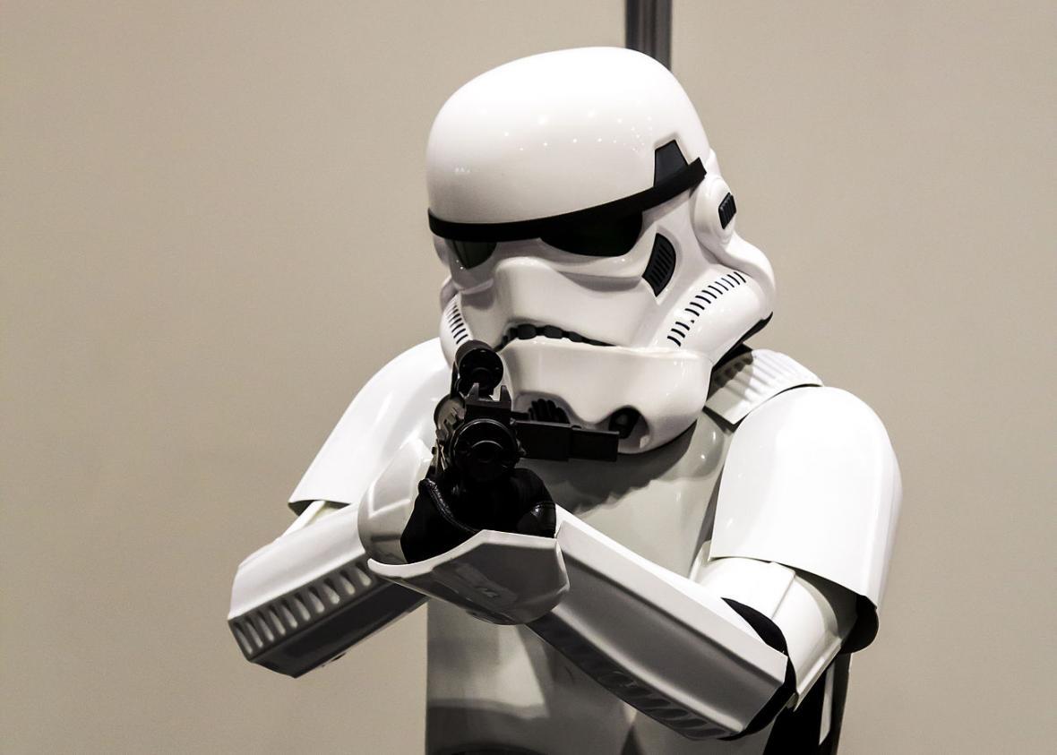 Imperiální stormtrooper