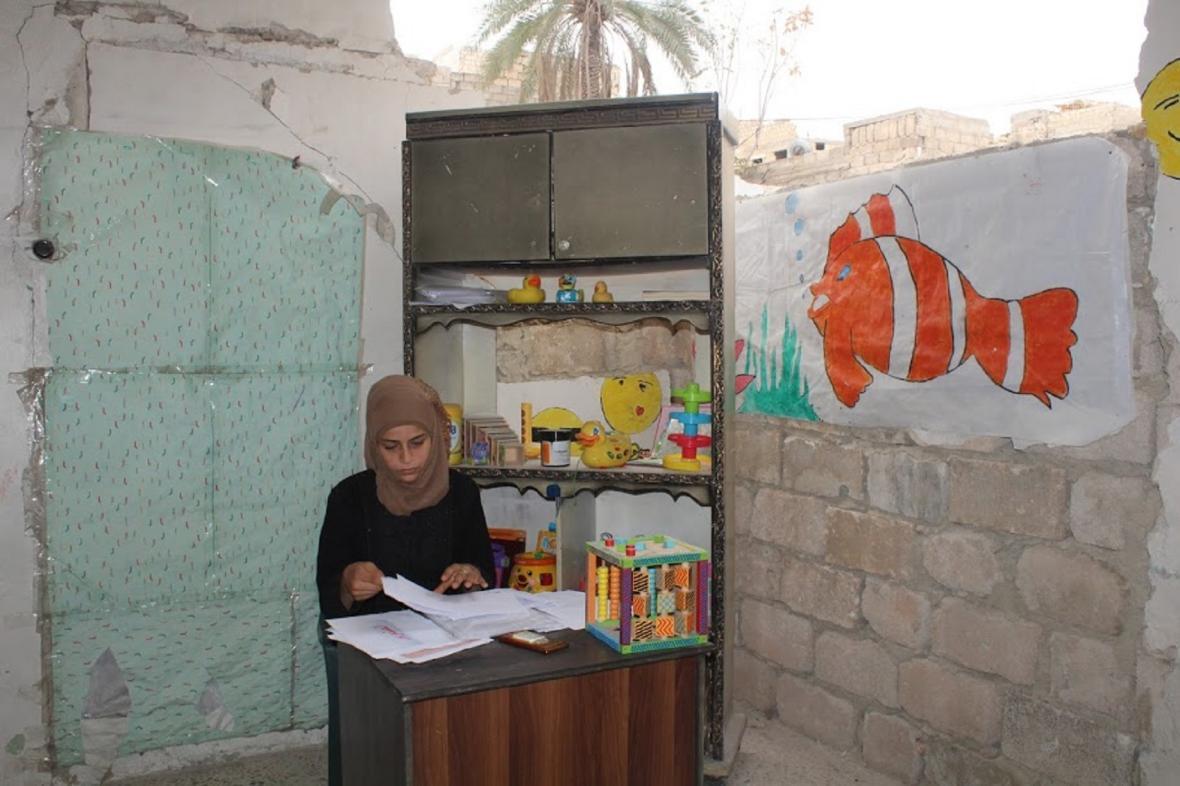 Humanitární pomoc pro děti se zvláštními potřebami