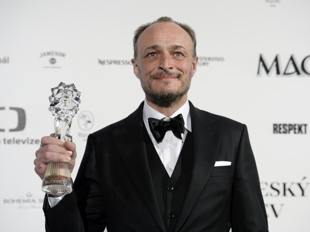 Český lev za rok 2018: Karel Dobrý