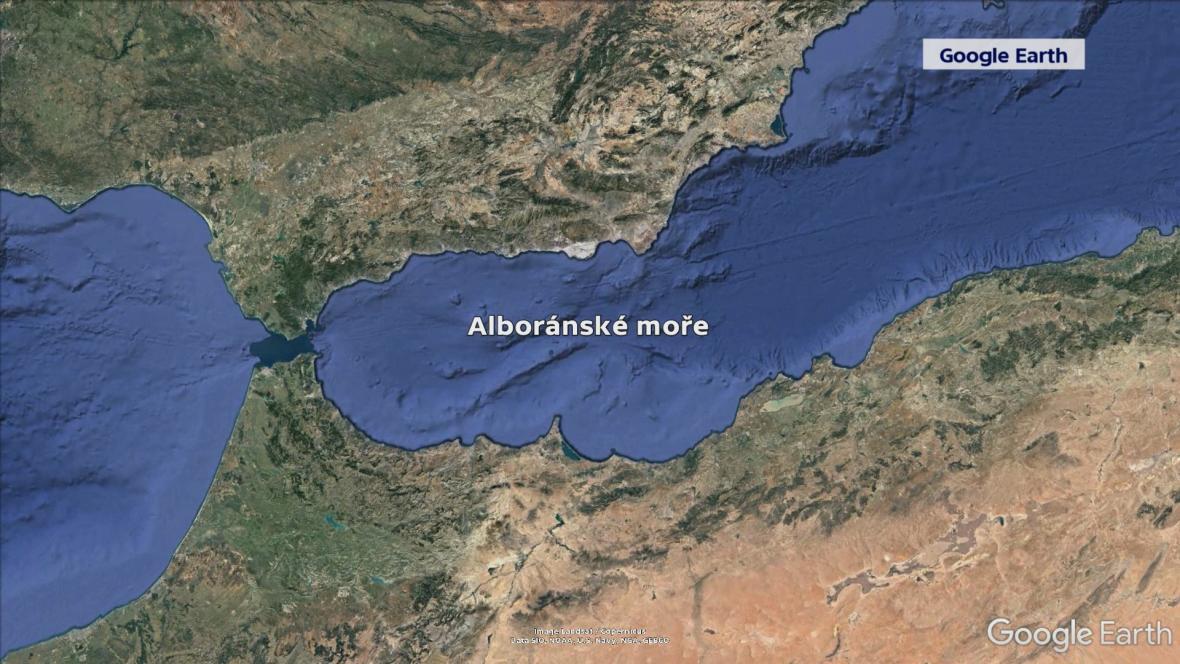 Alboránské moře