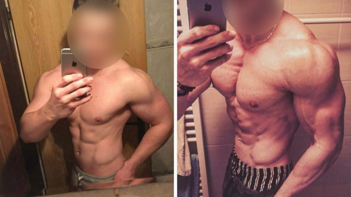 Touha po vyvinutých svalech často vede k pochybným prostředkům