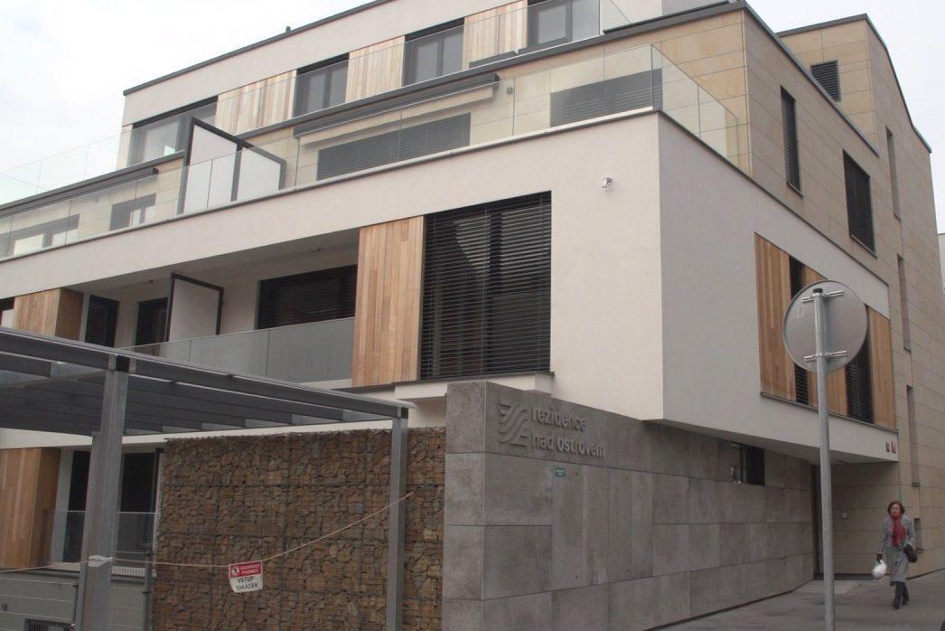 Rezidenční dům v Podolí