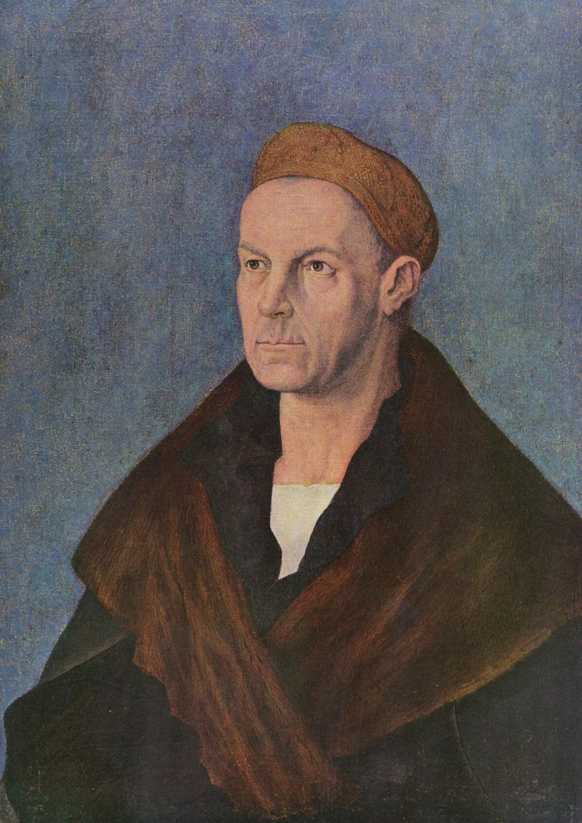 Jakob Fugger přezdívaný Bohatý