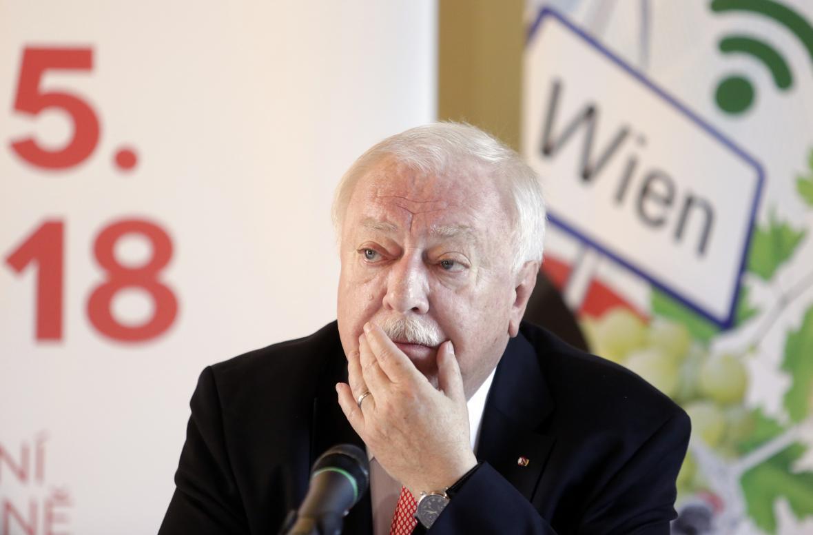 Bývalý starosta Vídně Michael Häupl