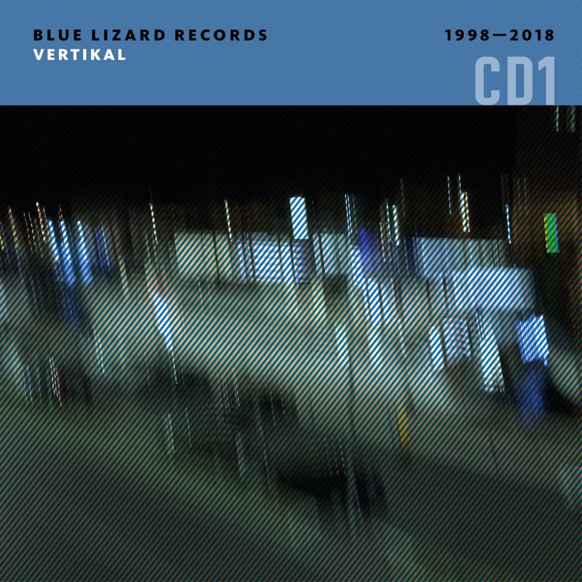 Blue Lizard: Vertikal CD1