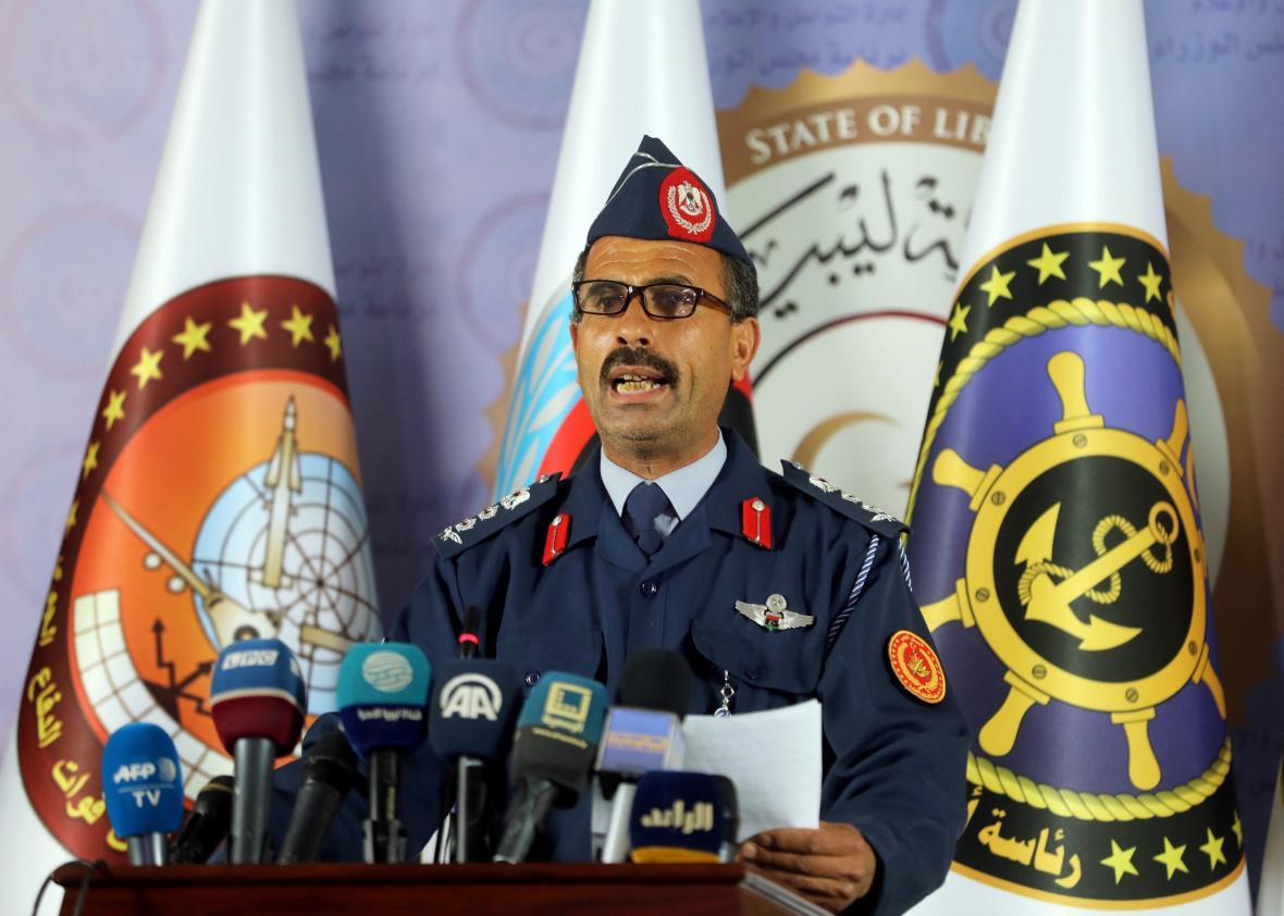Muhammad Gnunú ohlásil protiofenzivu proti Haftarovým jednotkám