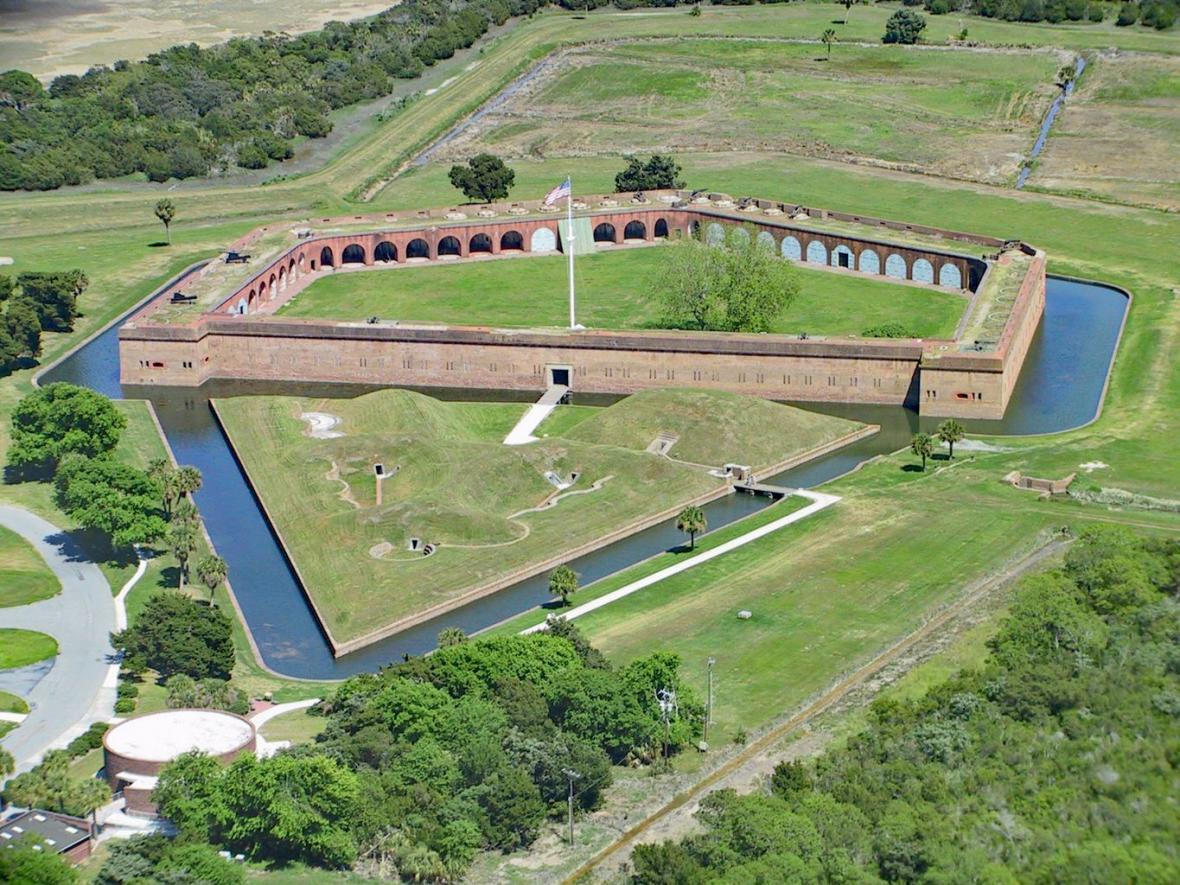 Fort Pulaski v USA