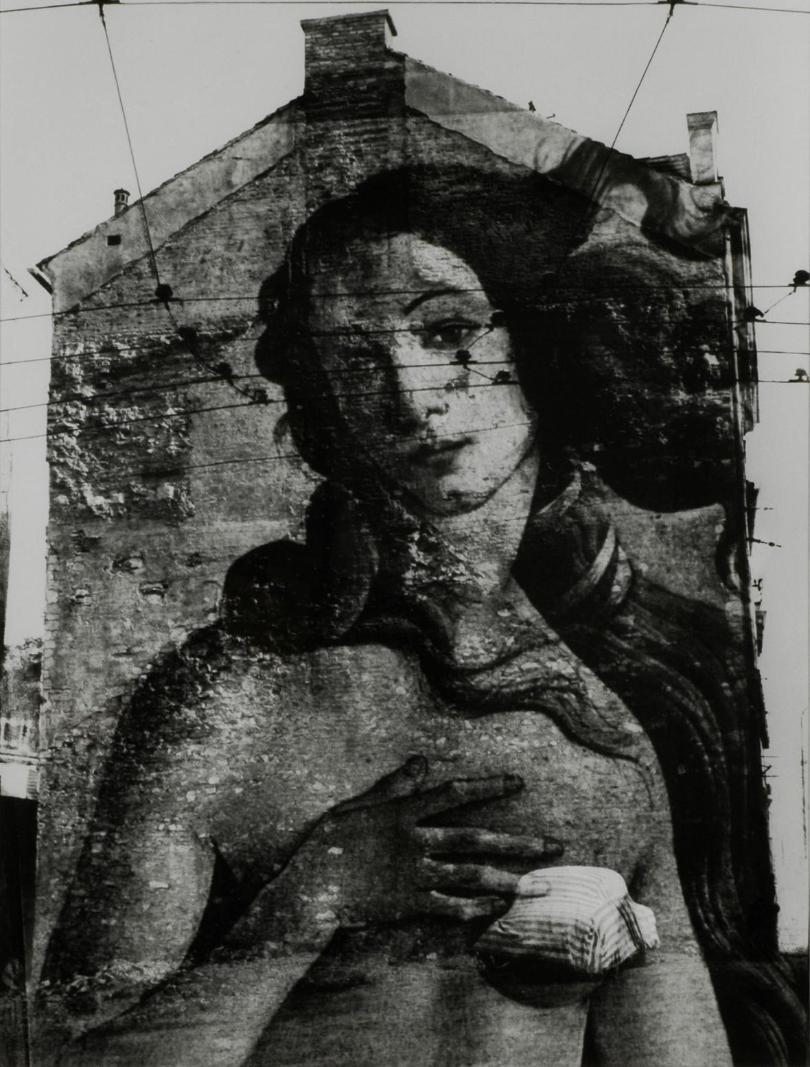 "Jan Šplíchal, Z cyklu ""štíty"", 1965"