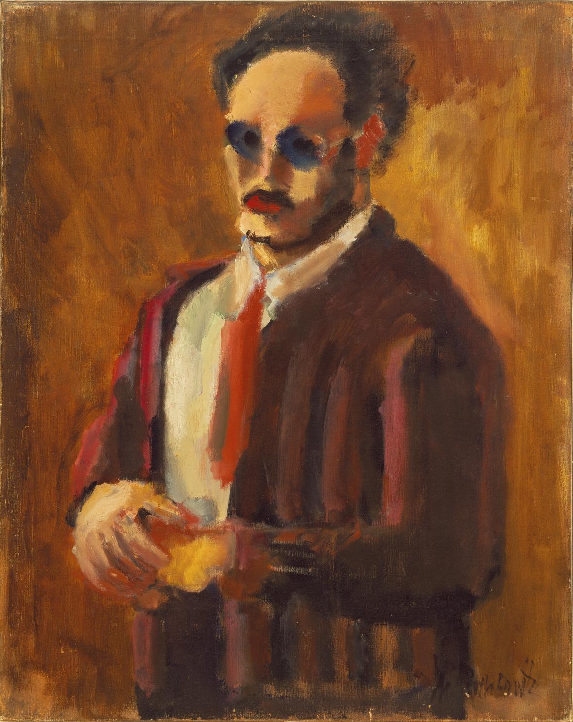 Autoportrét, 1936